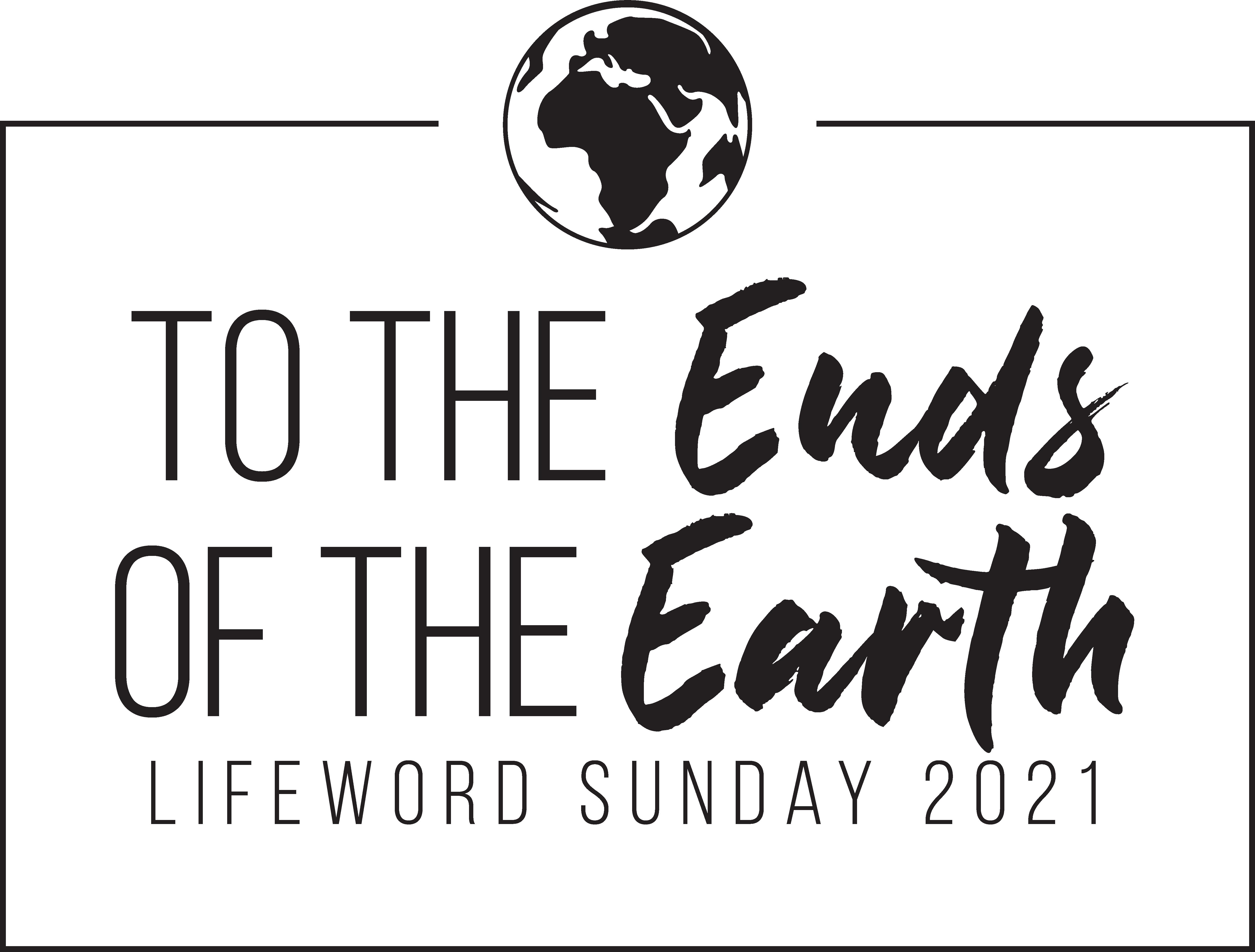 Lifeword Sunday 2021 Logo